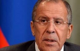 Ngoại trưởng Nga hội kiến Chủ tịch Trung Quốc tại La Haye
