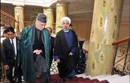 Iran và Afghanistan có thể thiết lập cơ chế hợp tác