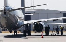 Chuyển hướng tìm kiếm máy bay mất tích MH370 sang khu vực mới