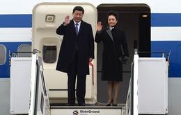 Chủ tịch Trung Quốc thăm Bỉ và EU