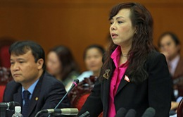 Các đại biểu Quốc hội tiếp tục chất vấn Bộ trưởng Bộ Y tế về vấn đề y đức
