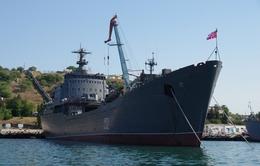 Nga hủy thỏa thuận với Ukraine về Hạm đội biển Đen