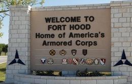 Nổ súng tại căn cứ quân sự ở Texas, 4 người thiệt mạng