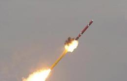 Hàn Quốc bắn thử tên lửa đạn đạo tầm trung mới