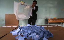 Cử tri Afghanistan đi bầu cử cao hơn dự kiến
