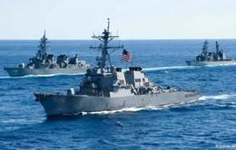 Mỹ tăng cường hiện diện quân sự tại Nhật Bản
