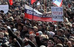 Donetsk kêu gọi tẩy chay cuộc bầu cử Tổng thống Ukraine ngày 25/5