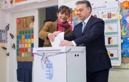 Hungary: Thủ tướng Orban tuyên bố giành chiến thắng