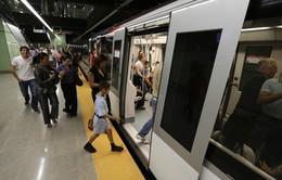 Panama khánh thành tuyến tàu điện ngầm đầu tiên tại Trung Mỹ