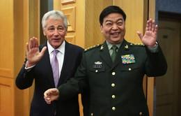Hội đàm quốc phòng Mỹ - Trung