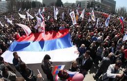 Nga kêu gọi các bên Ukraine đối thoại