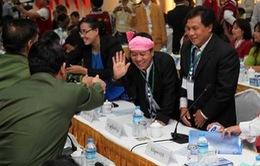 Chính phủ Myanmar và các nhóm vũ trang đạt thỏa thuận ngừng bắn