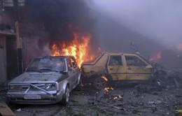 Syria: Đánh bom kép, 21 người thiệt mạng