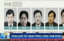 """Công tác chống tham nhũng của Trung Quốc sẽ không có """"vùng cấm"""""""