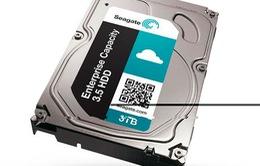 Seagate ra mắt ổ cứng 6TP chạy nhanh nhất thế giới