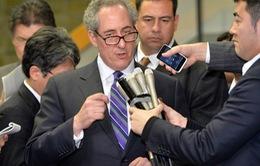 Nhật, Mỹ chưa thể thu hẹp bất đồng về TPP