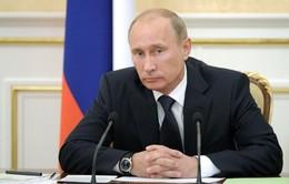 Nga không có sự trù tính trước trong sự kiện Crimea