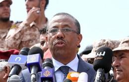 Thủ tướng lâm thời Libya từ chức