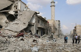 Chính phủ Syria và lực lượng đối lập cáo buộc lẫn nhau sử dụng khí độc