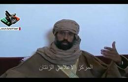 Libya xét xử con trai và các quan chức thời cựu Tổng thống Gaddafi