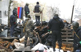 Đảng Các khu vực phản đối quyết định cử quân đội tới miền Đông Ukraine