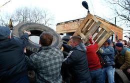 Ukraine cảnh báo chiến dịch ở miền Đông còn được mở rộng