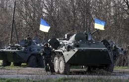 Bộ Quốc phòng Ukraine đang mất khả năng kiểm soát miền Đông?