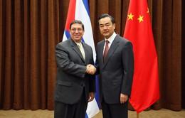 Cuba là một trong những ưu tiên trong chính sách đối ngoại của Trung Quốc