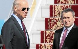 Mỹ cam kết viện trợ kinh tế cho Ukraine