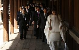 Nghị sỹ Nhật Bản thăm đền Yasukuni