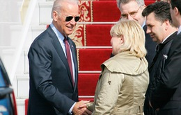 Thăm Ukraine, Phó Tổng thống Mỹ công bố gói hỗ trợ kỹ thuật mới