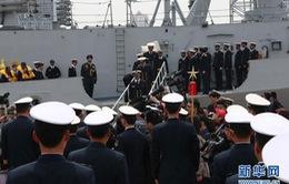 Khai mạc diễn đàn hải quân Tây Thái Bình Dương