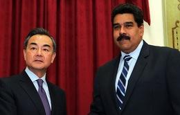 Trung Quốc - Venezuela nâng tầm quan hệ đối tác chiến lược