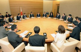 Nhật Bản lần đầu công bố biên bản các phiên họp nội các