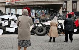 Nga hối thúc Ukraine tìm giải pháp cho khủng hoảng