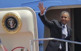Tổng thống Mỹ đến Hàn Quốc
