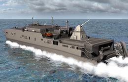 Hải quân Mỹ thử nghiệm pháo điện từ