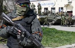 OSCE cử nhóm đàm phán tới Slavyansk giải cứu 8 thành viên bị bắt