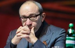Thị trưởng thành phố Kharkov bị bắn trọng thương, căng thẳng tại Ukraine tiếp diễn