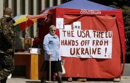 Các động thái quân sự của phương Tây và Nga xung quanh Ukraine