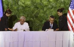 Mỹ gia tăng sự hiện diện quân sự tại Philippines