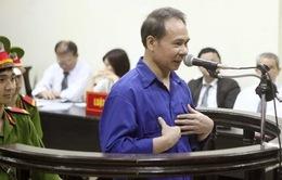 Hội đồng xét xử tuyên án vụ Dương Chí Dũng vào chiều 7/5