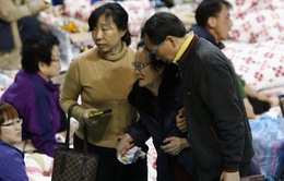 Nguy cơ tự tử sau vụ chìm phà Sewol - Bi kịch chồng bi kịch