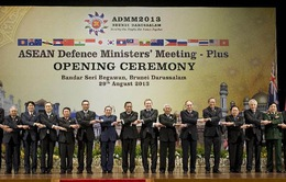Tăng cường hợp tác ADMM+ đối phó với các thách thức