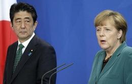 Thủ tướng Nhật thăm Đức