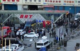 Tấn công khủng bố ở ga tàu hỏa Tân Cương