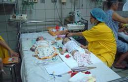 Số bệnh nhân nhập viện do sởi giảm