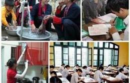 Nhiều chính sách mới có hiệu lực từ tháng 5/2014