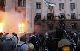 Ukraine: Bạo lực lan rộng ở miền Đông