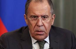 Ngoại trưởng Nga: Hội nghị lần 2 ở Geneva hiện nay không giúp ích gì